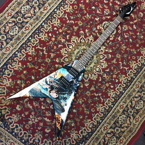 Dean V Dave Mustaine - United Abominations (Pre-Owned)
